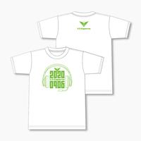 V3 オリジナルTシャツ 2020 SUMMER Ver. Bタイプ (白)