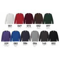 L/S T-shirts 【Small】XXL