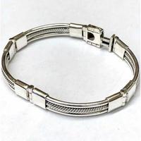 Twisted Wire Bracelet / Mexico