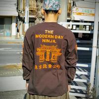 TACOMA FUJI RECORDS, TOKYO RUNNING COMPANY LS SHIRT