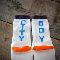 Chi-bee,CITY BOY 2 ソックス