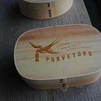 Purveyors WAPPA BENTO BOX,Size L