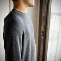 BROWN by 2-tacs, BAA#3 CREW L/S