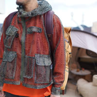 South2 West8, Bush Trek Jacket - Heavyweight Mesh