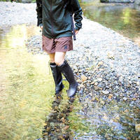 W.M.B.C×Kiu,PACKABLE RAIN BOOTS