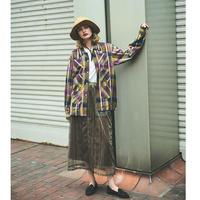 South2 West8,Bush String Skirt - Lightweight Mesh