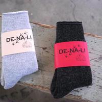 DE-NA-LI, Angora Suave Socks