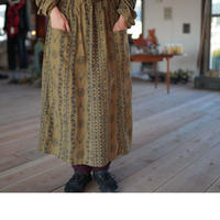 South2 West8,Army String Skirt/Flannel Pt.