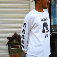 TACOMA FUJI RECORDS, TACOMA FUJI LOGO MARK Shirt
