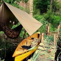 BUSHMEN travel gear, 3 x 3 THERMO-TARP