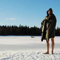 BUSHMEN travel gear, THERMO Blanket