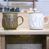 BROWN by 2-tacs Brown mug (B-F004)