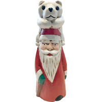 KOPI PANAS,Santa with White Bear,M