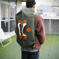 holo, Duffle Backpack - Olive Drab