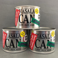 スペーススパイス, 【マサラ缶】