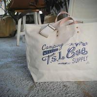 T.S.L.CUB, camping tote bag