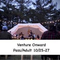 Venture Onward 2019,<10/25〜27通し>宿泊者入場料(大人1名)