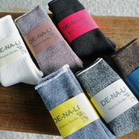 DE-NA-LI, Cashmer Suave Socks fridge別注,  18A-469