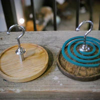 Peregrine Furniture,Mosquito coil holder フック型