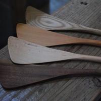小西木材  ターナー(炒めベラ)