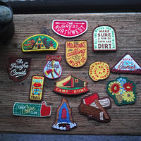 Kimberlin Co, PATCHES