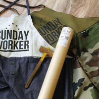 OUTPUT LIFE,SUNDAY WORKER APRON
