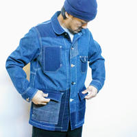 FDMTL, PATCHWORK COVERALL RINSE
