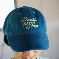 TACOMA FUJI RECORDS, DOUBLE PORK CHOP CAP designed by Jerry UKAI
