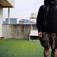 alk phenix, zak pants / containner shorts/karu strech