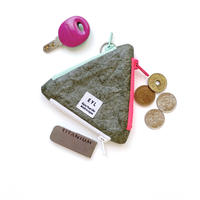 EYL,triangle coin purse
