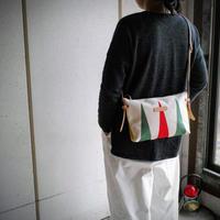 THE SUPERIOR LABOR, geometic shoulder bag