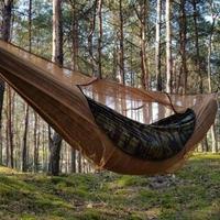 BUSHMEN travel gear, Hammock Mosquito-net / DESERT
