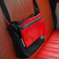 O-, 3D MESH BAG S TRIANGLE