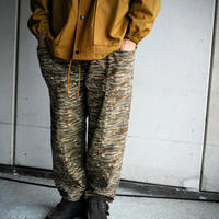 South2 West8, Army String Pant - Printed Flannel / Camouflage