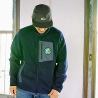 STAY HUNGRY YMGU Fleece jacket SIZE M