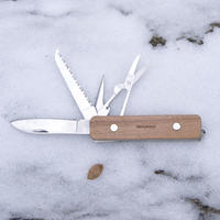 KIKKERLAND, HUCKLEBERRY FIRST POCKET KNIFE