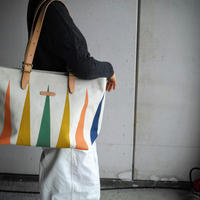 THE SUPERIOR LABOR, geometic tote bag