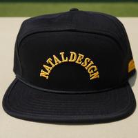NATAL DESIGN, GOOD BOY CAP 5/ BLACK