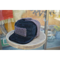 South2 West8, Folding flange Cap - 8W Corduroy / Boa Lined