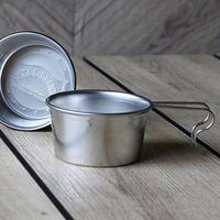 NATAL DESIGN, SIERRA CUP DEEP BOTTOM CLASSIC,Silver