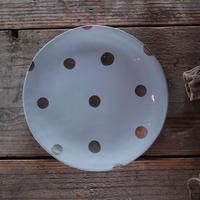 中囿義光, 丸皿、シルバー