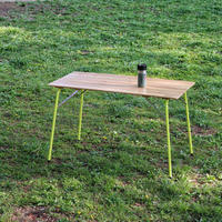 NATAL DESIGN,castelmerlino TABLE 120×60 YELLOW(*送料代込み)