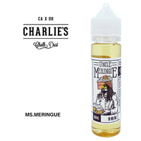 CHARLIE'S CHALK DUST / Uncle Meringue 60ml