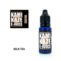 KAMIKAZE E-JUICE / MILK TEA 15ml