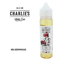 CHARLIE'S CHALK DUST / Ms. Meringue 60ml