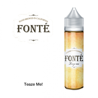 FONTE VAPE CO / Teaze Me! 60ml