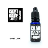 KAMIKAZE E-JUICE / GIN&TONIC 15ml