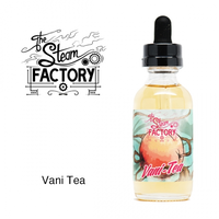 THE STEAM FACTORY / Vani-Tea 60ml