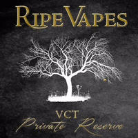 【タバコ】RIPE VAPES VCT Private Reserve 60ml ブラックラベル