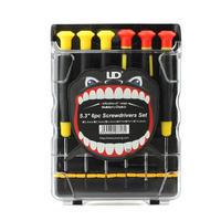 UD製 マグネットスクリュードライバー6pcs